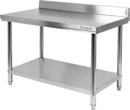 Pracovný stôl 800x600xH850+100MM - 2