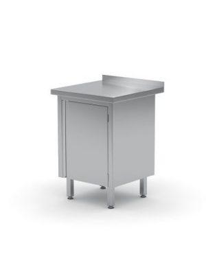 Pracovný stôl so skrinkou 600x430 - kód 128 046-1 - 1