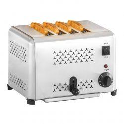 Profesionálny toastovač na 2/4 toasty | RCET 4.1