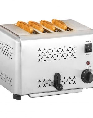 Profesionálny toastovač so 4 otvormi 2.0 - 1