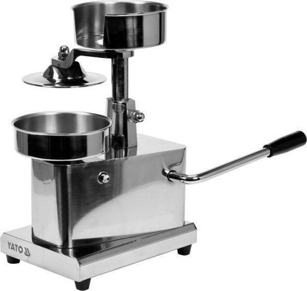 Stroj na hamburger 130 mm - 2