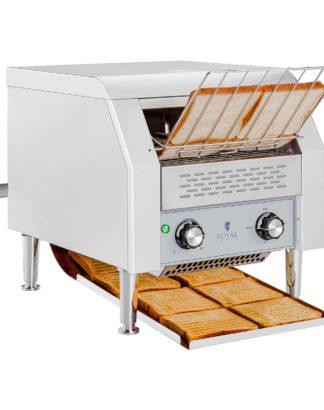 Toastovač - 2200 wattov - 7 stupňov - 3 režimy - 1