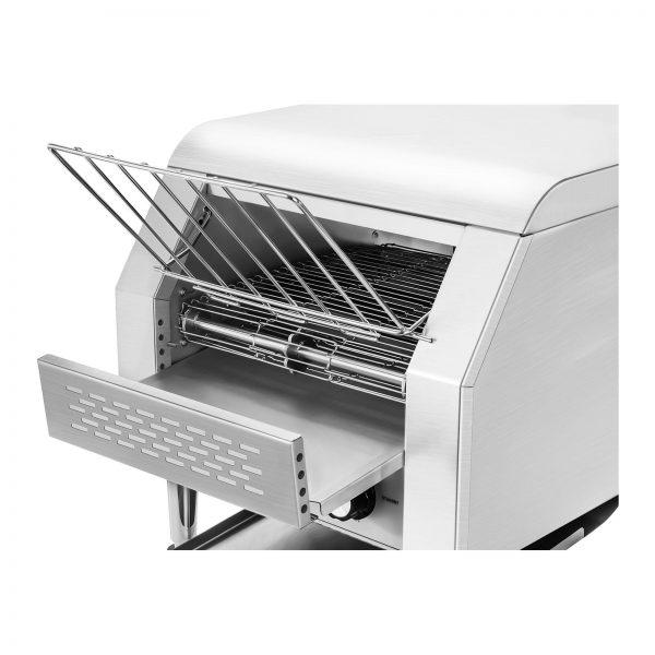 Toastovač - 2200 wattov - 7 stupňov - 3 režimy - 5