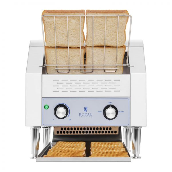 Toastovač - 2200 wattov - 7 stupňov - 3 režimy - 7
