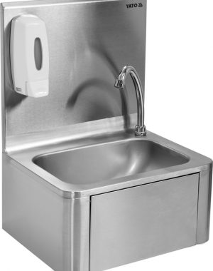Bezdotykové nerezové umývadlo YATO 10010