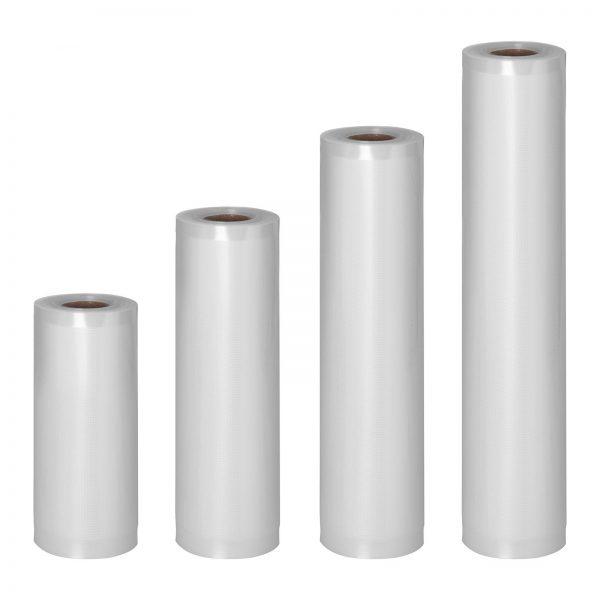 Vákuovacie vrecká – 4 rolky – 24 m – 15 - 30 cm - 1