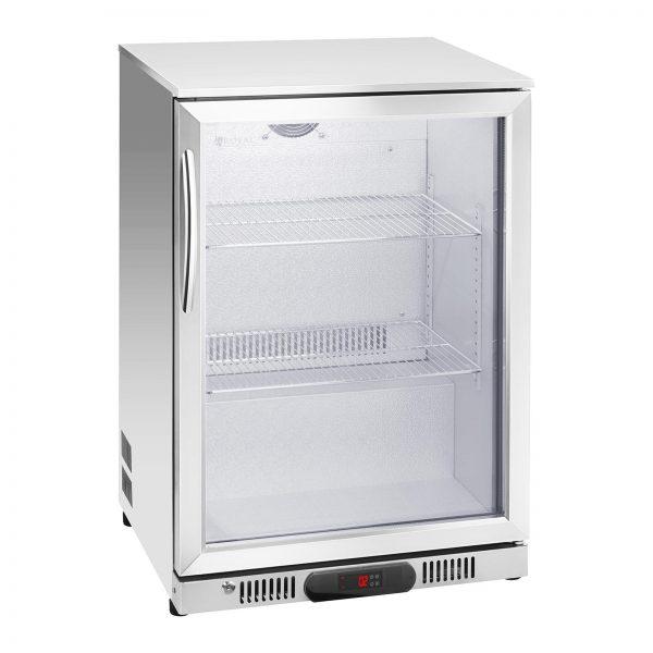 Chladnička na nápoje - 138 L (ušľachtilá oceľ) 3