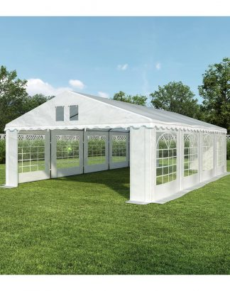 Cateringový párty stan – 5 x 8 m – 500 g m² 1