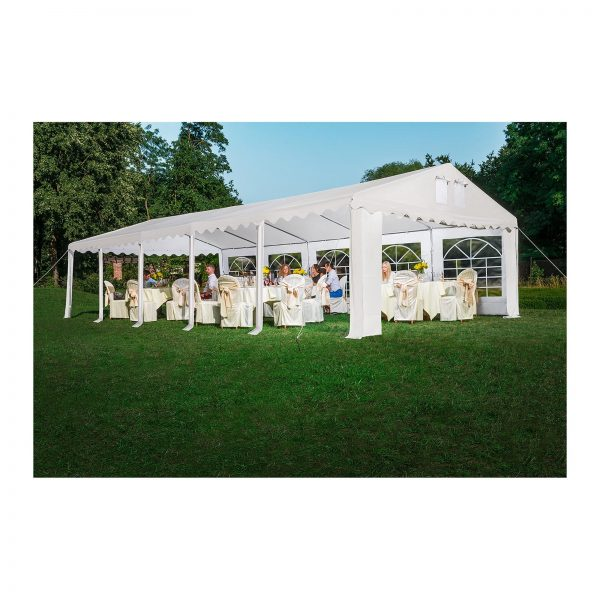Cateringový párty stan - 3 x 8 m - 500 g m² - 7