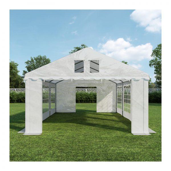 Cateringový párty stan - 4 x 6 m - 500 g m² - 1