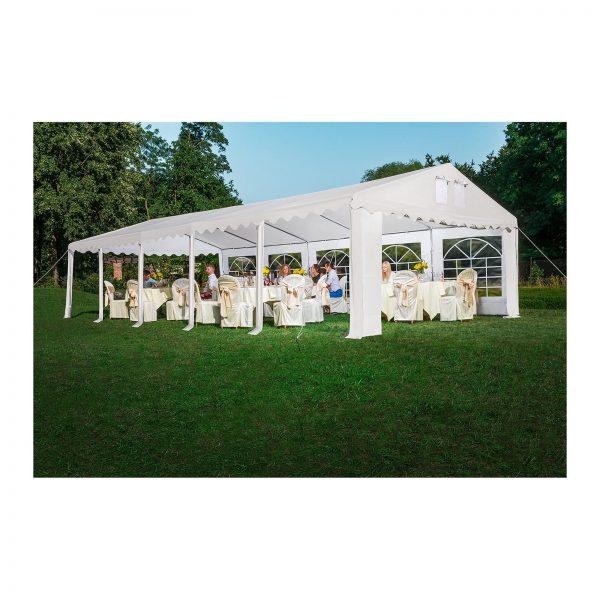 Cateringový párty stan - 5 x 8 m - 500 g m² - 7