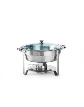 Chafing dish - round 3,5 l - kód 470619 - 1