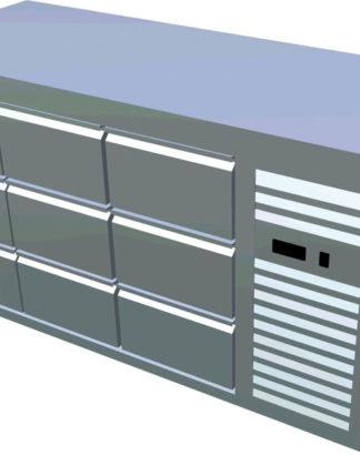 Chladiaci stôl T-PG3 90 - 1