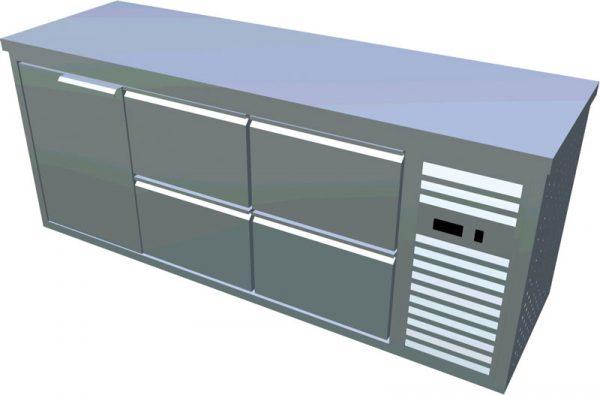 Chladiaci stôl T-PN3 41 - 1