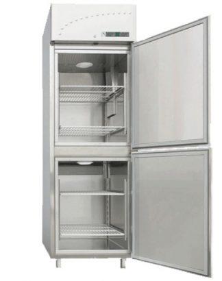 Chladnička mraznička nerezová ventilovaná, 560 l, LM2350 - 1