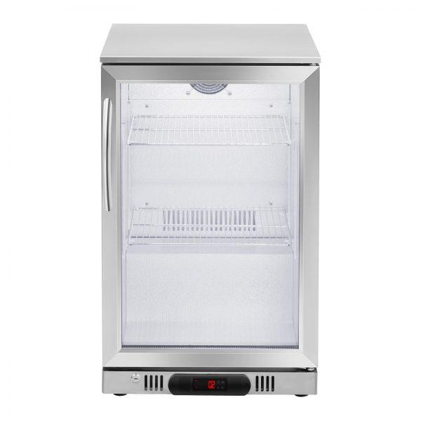 Chladnička na nápoje - 108 L - kryt z ušľachtilej ocele - 3