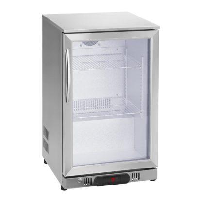 Chladnička na nápoje - 108 L - kryt z ušľachtilej ocele - 4
