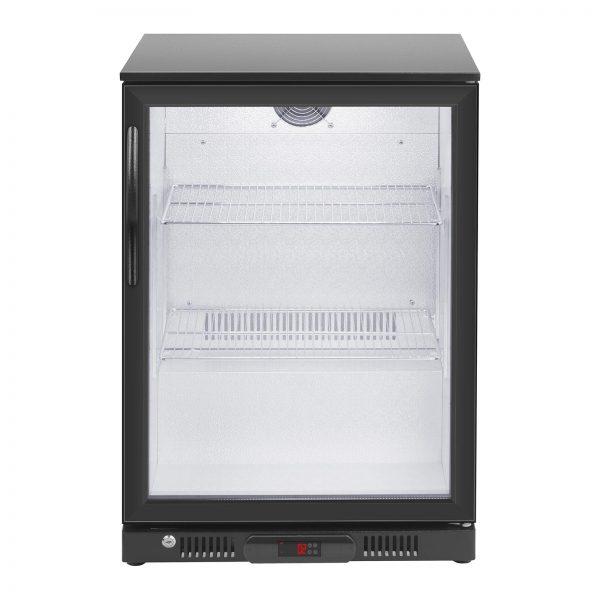 Chladnička na nápoje - 138 L - práškovaná oceľ (čierna) - 3