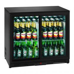 Chladnička na nápoje - 208 L - vnútro z hliníka - 1Chladnička na nápoje - 208 L - vnútro z hliníka - 1