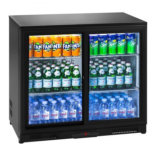 Chladnička na nápoje - 208 L - vnútro z hliníka - 2