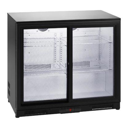Chladnička na nápoje - 208 L - vnútro z hliníka - 4