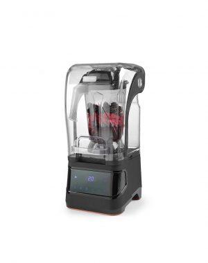 Digitálny mixér s krytom proti hluku - HENDI 230664