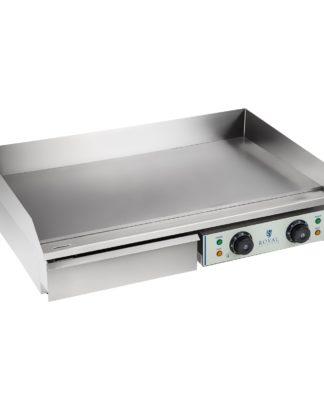 Elektrická grilovacia platňa - 72,5 cm - hladká - 2 x 2,2 kW - 1