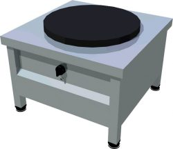 Elektrická varná stolička 6kw | Taxon T-EVS