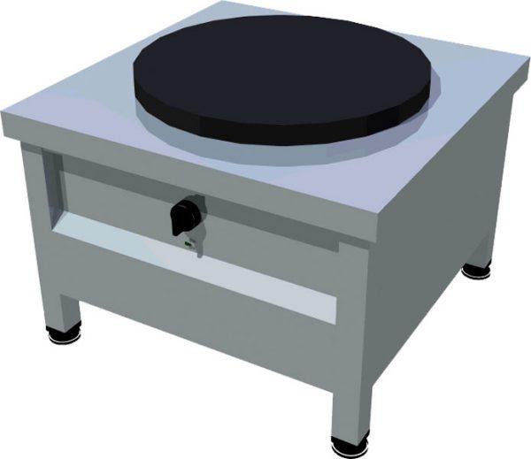 Elektrická výhrevná stolička - 1