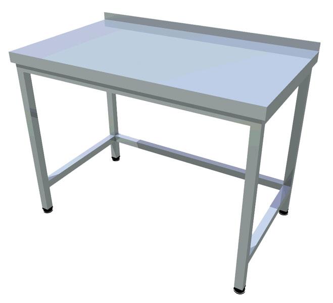 ff7c1387e Jednoduchý pracovný stôl T-ASJ-1 | Gastrokuchyne.sk