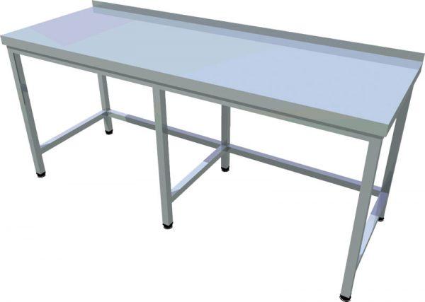 Jednoduchý pracovný stôl dlhý T-ASJV-1 - 1