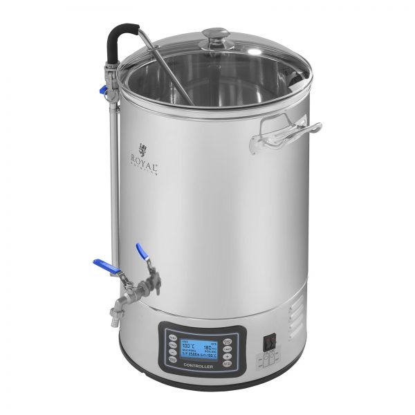 Kotol na varenie piva - 40 litrov | RCBM-40N
