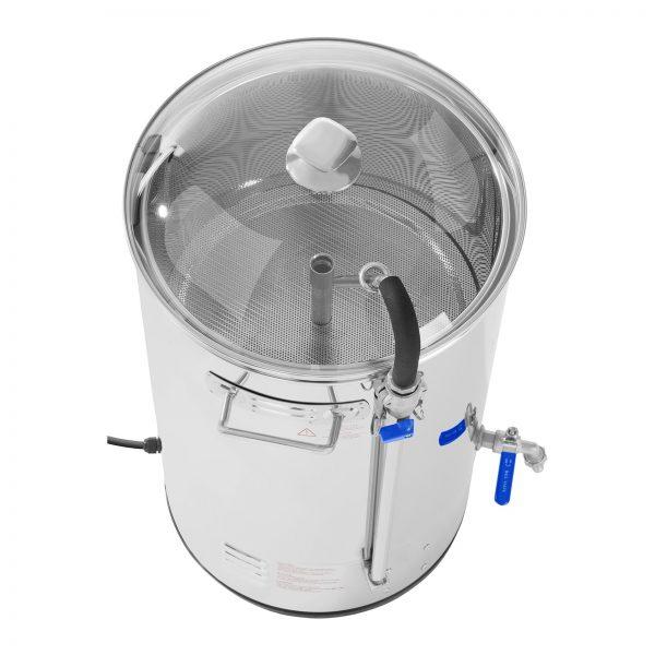 Kotol na varenie piva - 30 litrov 3