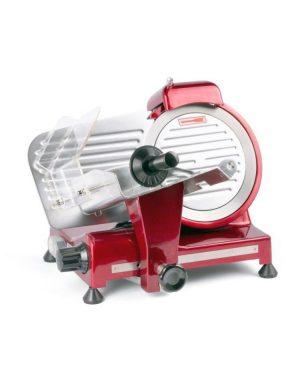 Nárezový stroj - 220 mm - červený | Hendi 970294