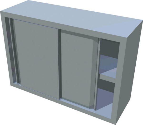 Nástenná skriňa s posuvnými dverami T-ASN-3 - 1