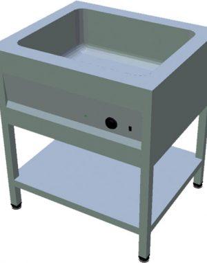 Ohrevný stôl na GN T-ASV-2L 2GN - 1