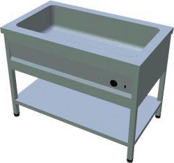 Ohrevný stôl na GN T-ASV-2L 3GN - 1