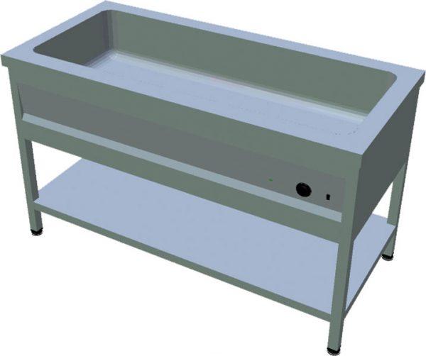 Ohrevný stôl na GN T-ASV-2L 4GN - 1