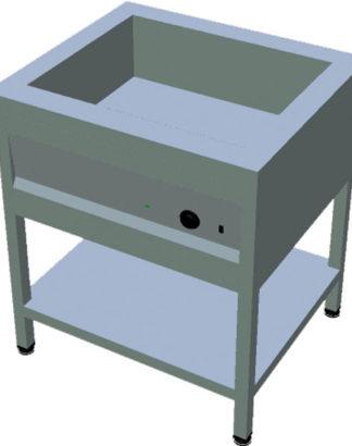Ohrevný stôl na GN T-ASV-2Z 2GN - 1