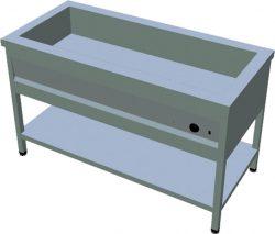 Ohrevný stôl na GN T-ASV-2Z 4GN - 1