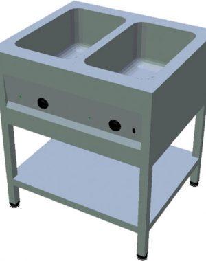 Ohrevný stôl na GN T-ASV-4L 2GN - 1