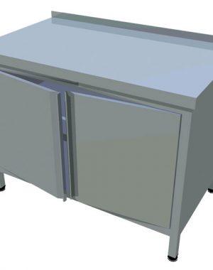 Pracovný stôl uzatvorený T-ASD-2 - 1