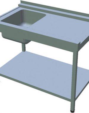 Predumývací stôl T-AVSD-1P - 1