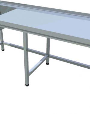 Umývací stôl dlhý T-AUSV-1 - 1