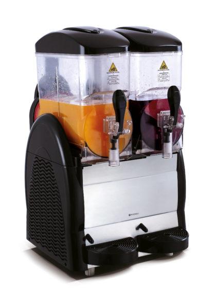 Výrobník ľadovej drte 2x12 litrov - HENDI 274224