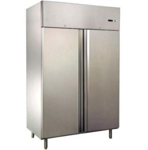 Chladnička nerezová dvojdverová ventilovaná 1 300 L, CN-1300/MBF-8117- 1