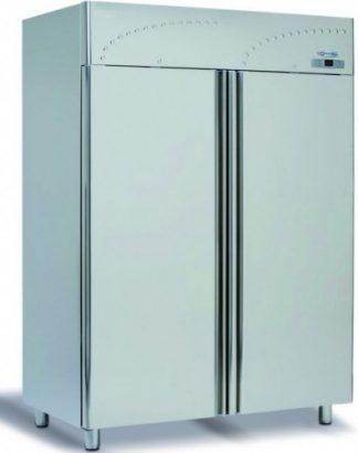 Chladnička nerezová dvojdverová ventilovaná 1400 l, LS-140 - 1