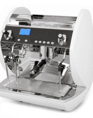 Kávovar jedno pákový Carat Mini-1P TS WH - 1