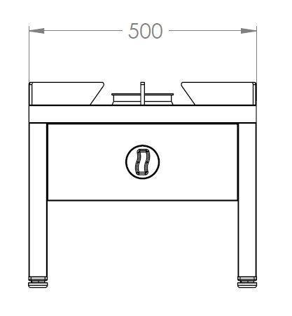 Plynová stolička T-PVS - 1 - 3