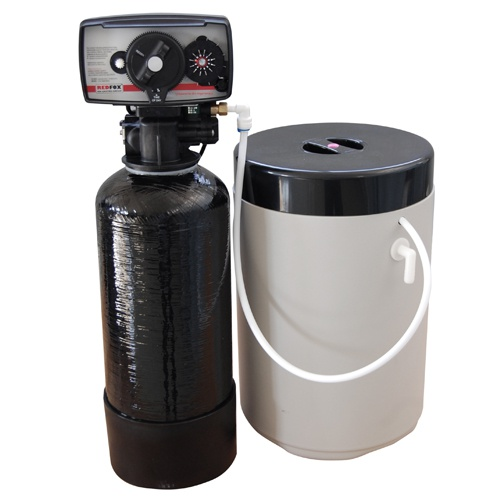 Zmäkčovač vody - automatický - 8 l | R-11